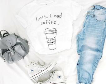 First I need Coffee Tee