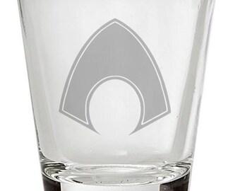 DC Super Hero Shot Glasses