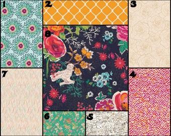 Custom Nursery Fabric Choices Art Gallery  Priory Square