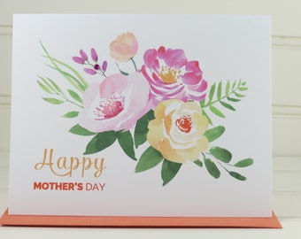 Mother's Day Card, Mothers Day Card, Mother, Mom, Grandmother, Sister, Daughter, Wife, Stepmom, Girlfriend, Mother-in-Law, Aunt, Godmother