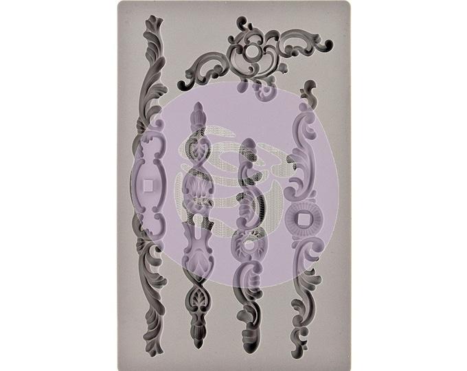 Iron Orchid Designs - Louis - Moulds