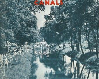 Book The Amazing Pennsylvania Canals 1975 William H Shank P E