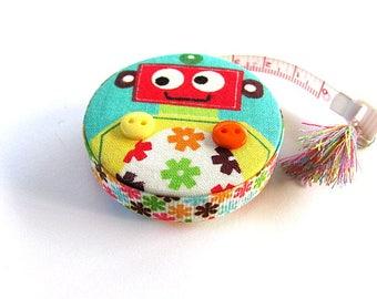 Measuring Tape Rainbow Robots  Retractable Tape Measure
