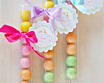 The Easter Nest - Fantastic Favor Tags from Mary Had a Little Party