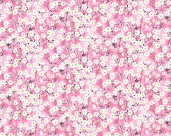 Liberty Fabric Mitsi Valeria B Tana Lawn Fat Quarter