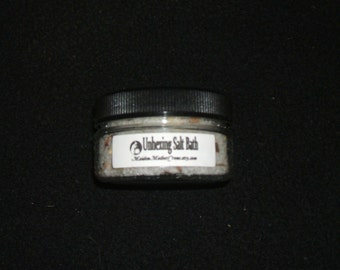 Cross Cleaning Bath Salt Wicca Pagan Spirituality Religion Ceremonies Hoodoo Metaphysical MaidenMotherCrone