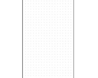 Personal dots paper