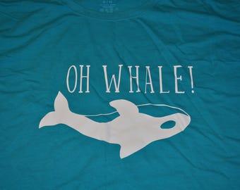 OH WHALE! Sea World T-Shirt