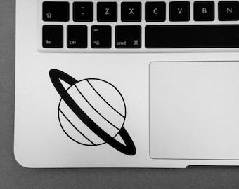 Planet - Vinyl Sticker Decal - Laptop Macbook PC iPad Tablet