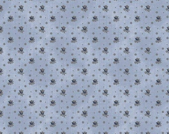 EXTRA 20 30% OFF Emily Hayes for Penny Rose Something Blue Floral Blue