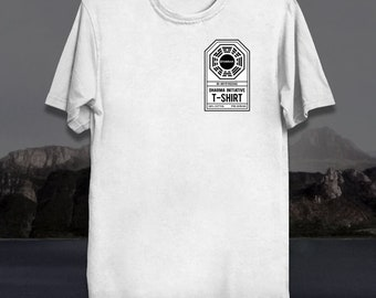Welcome to the Dharma Initiative premium T-shirt
