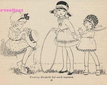 Vintage Children's Image