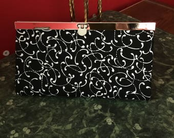 Handmade Diva Frame Wallet