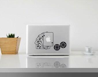 Macbook Sticker Cards