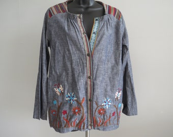 hippie chick jacket
