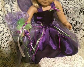 Fairy princess outfit for your American Girl doll