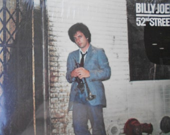 Billy Joel - 52nd Street - vinyl record