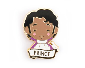 PRINCE Pin Brooch jewellery
