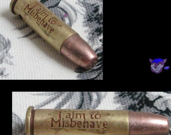 Firefly Inspired Bullet: I aim to Misbehave #2