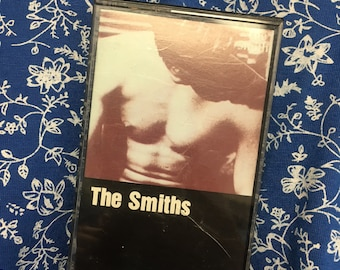 The Smiths tape cassette