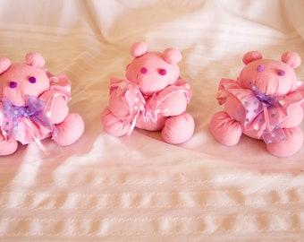I Love My Bears - (Small) Handmade Limited Edition