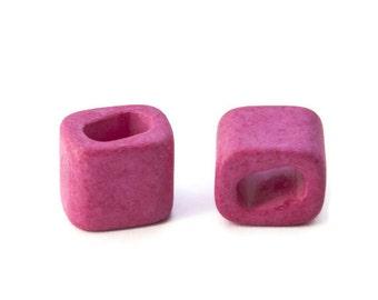 Pink Beads for Licorice Leather Licorice Bracelet Beads C 10 116