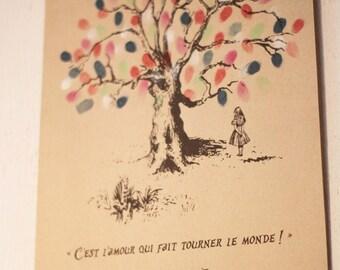 Displays print - Alice in the Wonderland
