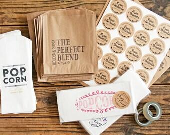 Favor Bag  SAMPLE  - Wedding Day Favors Pack