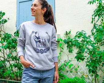 Sweatshirt for women lilac Heather