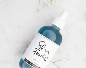 balance   body oil serum   balancing moisturizer   LUX   calm   tone   night oil  