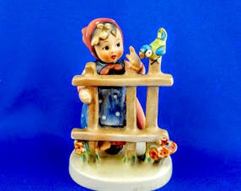 Signs of Spring - Hummel Figurine