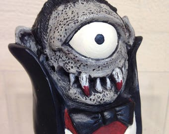 """Candle Corpse - 3"""" tall Draculop Candle"""