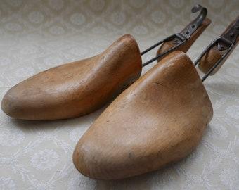 Wood Shoe Forms, Wooden Shoe Trees, Shoe Stretchers, Pair Shoe Trees, Size Adjustable, Wood Shoe Form, Wood Shoe Tree, Wooden Shoe Form