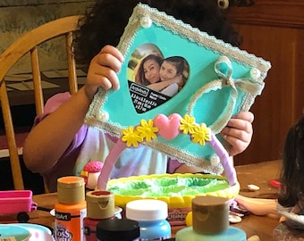 Habdcrafted Picture Frames