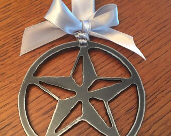 Nautical Star Ornament
