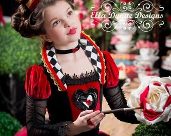 Queen of Hearts Accessories