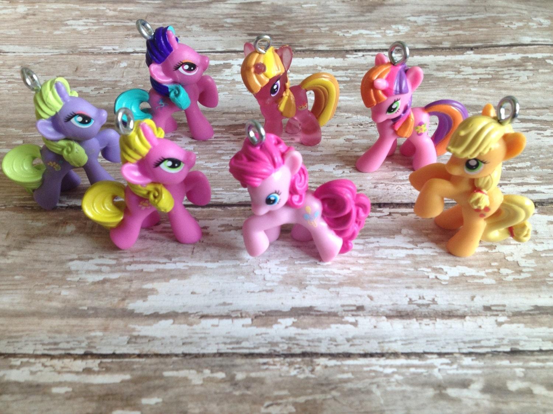 My little pony necklacemy little pony pendantchunky necklace zoom aloadofball Gallery