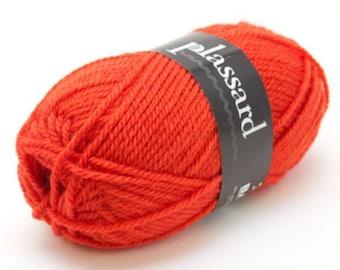 BASIC wool - 604-50 grams of Plassard