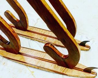 Surfboard Rack Vintage Wallhangers