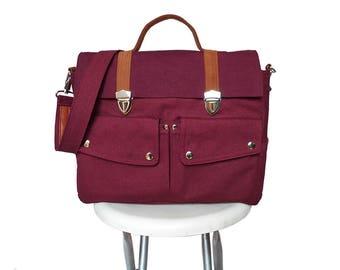 Violet Red Messenger Bags/Handbags/Bags&Purses/School Bags/Bags/Backpacks/Shoulder Bags/Travel bags/rucksack/Diaper Bags/Crossbody Bags