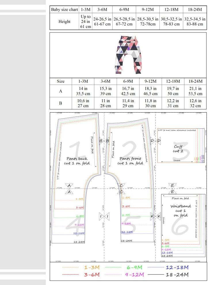 Funky Pants Sewing Patterns Pattern - Knitting Pattern Ideas ...