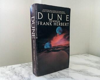 Dune by Frank Herbert (Movie Tie-in Paperback)