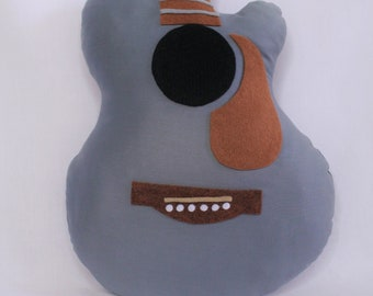 Guitar pillow acoustic guitar Kelthes Mini Guitars