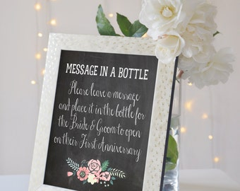 Emejing Wedding Message In A Bottle Images - Styles & Ideas 2018 ...
