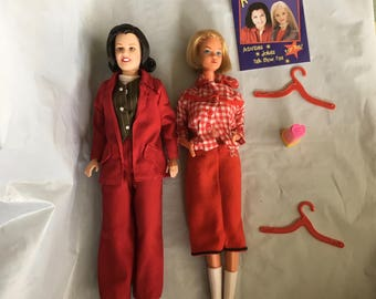 Goofy dolls and Trumps arch-nemesis Rosie Odonnel