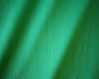 "Aqua Seafoam Green Cotton Spandex Jersey Fabric 60"" Wide  15 Yards Wholesale"