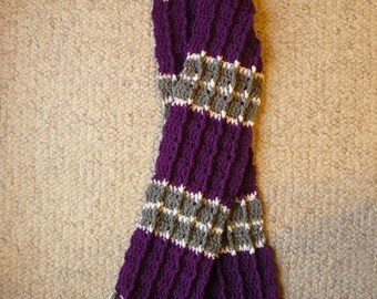 Mary's Scarf Crochet Pattern
