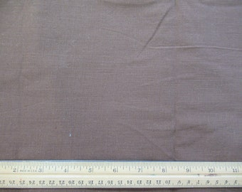 Solid Brown with Nubby Texture - 1 Yard   Br-1-22