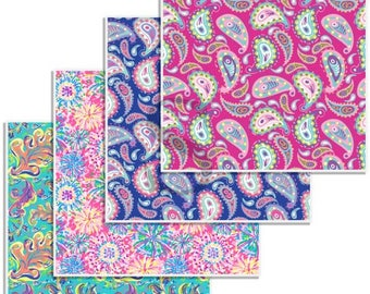 "12"" x 12"" Oracal Patterned Vinyl - Fashion Bundle by Sparkle Berry"