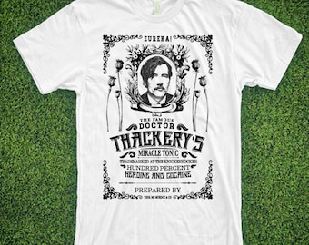 The Knick Dr. Thackery's miracle tonic snake oil knickerbocker Tee